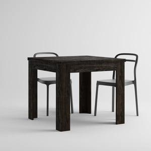 Stół rozkładany w kolorze brązowego dębu MobiliFiver Eldorado, dł.90-180cm