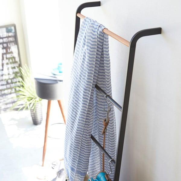 Czarna drabina dekoracyjna Yamazaki Tower Ladder