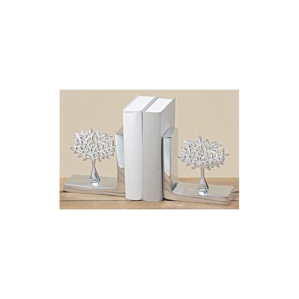 Zestaw 2 podpórek na książki Tree