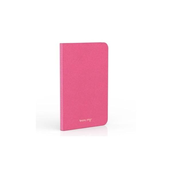 Etui Happy Plugs na iPad Mini Retina, różowe