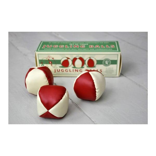 Zestaw 3 piłeczek do żonglowania Rex London
