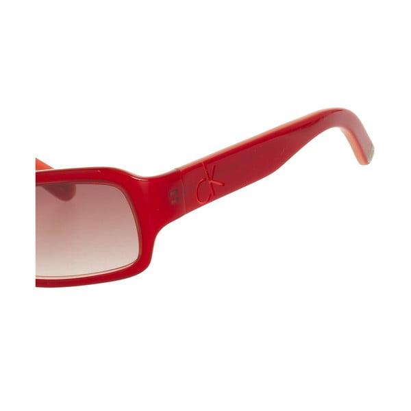 Damskie okulary przeciwsłoneczne Calvin Klein 266 Red
