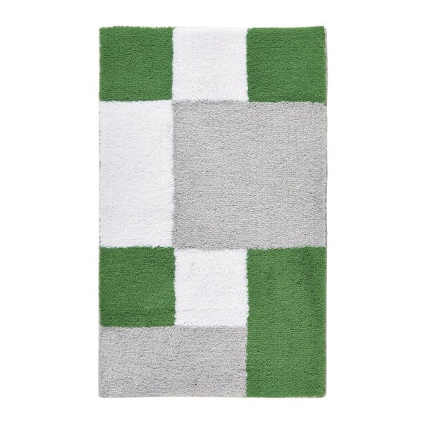 Dywanik łazienkowy Zamba Green, 60x100 cm