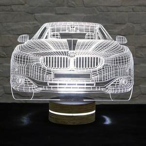 Lampa 3D stołowa Cool Car
