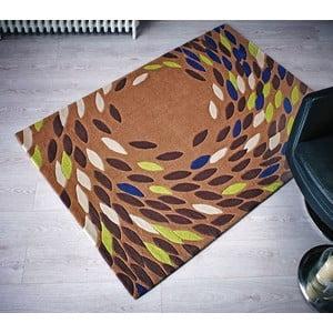 Dywan Flair Rugs Swirl Teal/Green, 120x170 cm