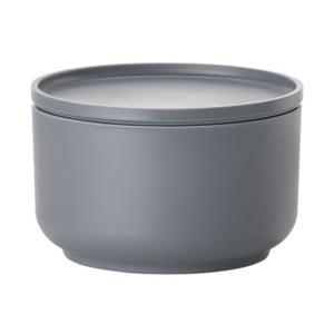 Szara miska z przykrywką ZONE Peili, 500 ml