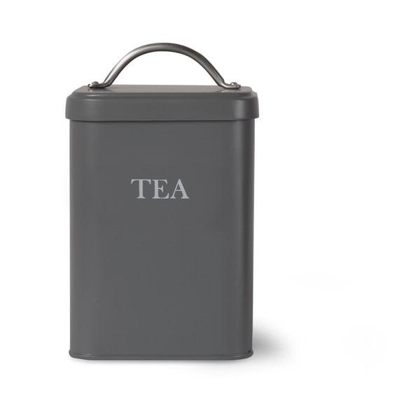 Pojemnik na herbatę Garden Trading In Charcoal