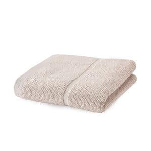 Kremowy ręcznik Aquanova Adagio, 55x100cm