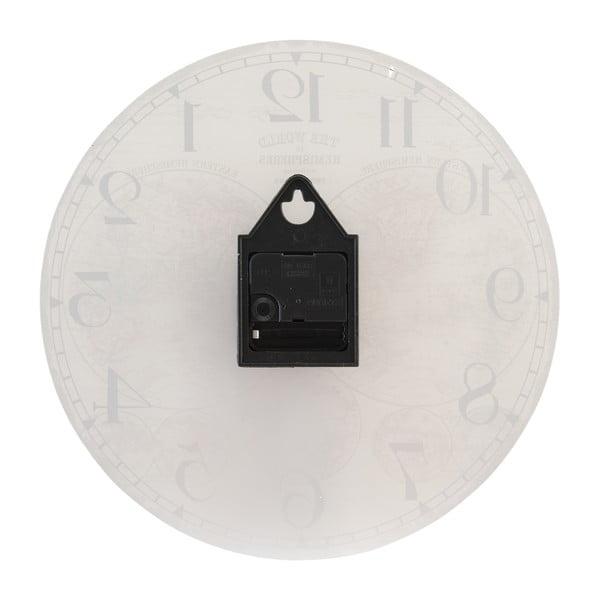 Zegar ścienny Clayre & Eef Map