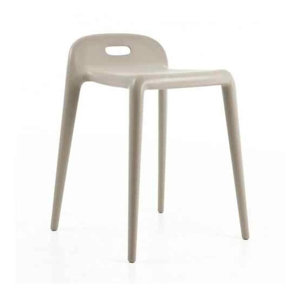 Beżowe krzesło Magis Yuyu