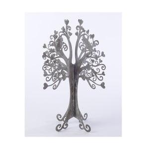 Metalowe drzewko dekoracyjne Tree 42 cm
