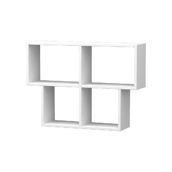 Półka Head 61x85 cm White