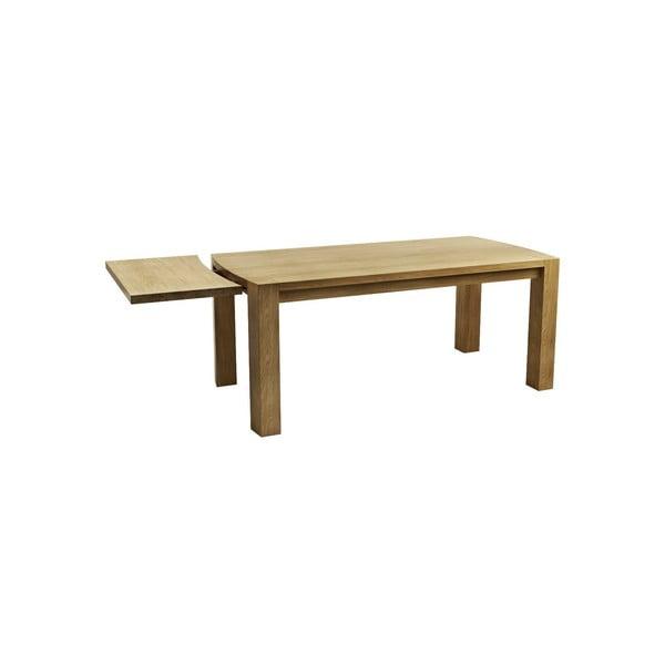 Stół dębowy do jadalni Goliath, 150x90 cm
