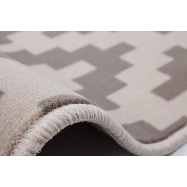 Brązowy dywan Kayoom Stella 300, 200x290 cm