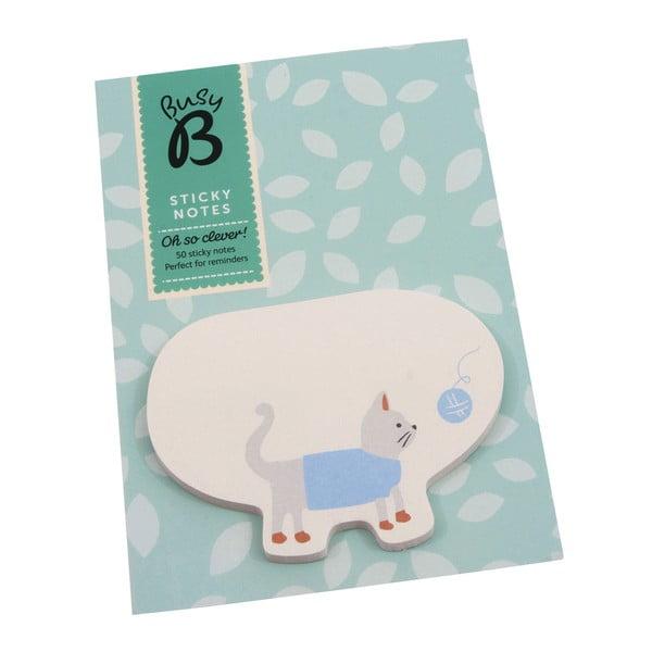 Karteczki samoprzylepne Sticky Cat