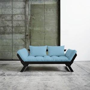 Sofa Karup Bebop Black/Celeste