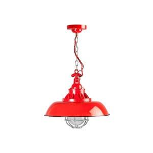 Lampa wisząca ETH Consenza Red