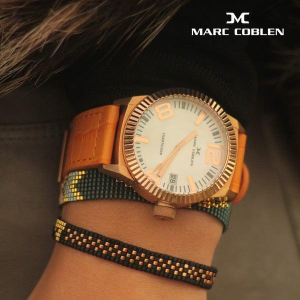 Zegarek unisex Marc Coblen z dodatkowym paskiem i obręczą P120