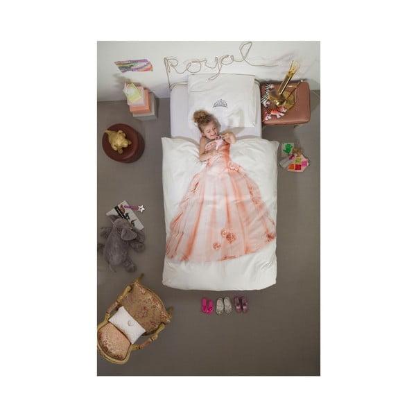 Bawełniana pościel jednoosobowa Princess 140x200 cm
