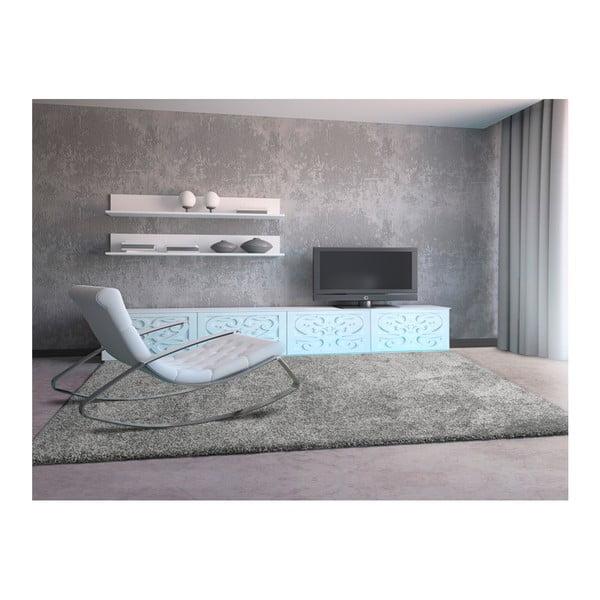 Szarobrązowy dywan Universal Aqua, 57x110 cm