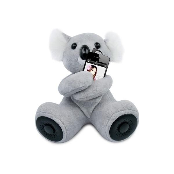 Koala Hi-Koali z wbudowanym głośnikiem, szara