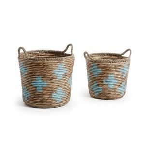Zestaw 2 koszy La Forma Hyacinth