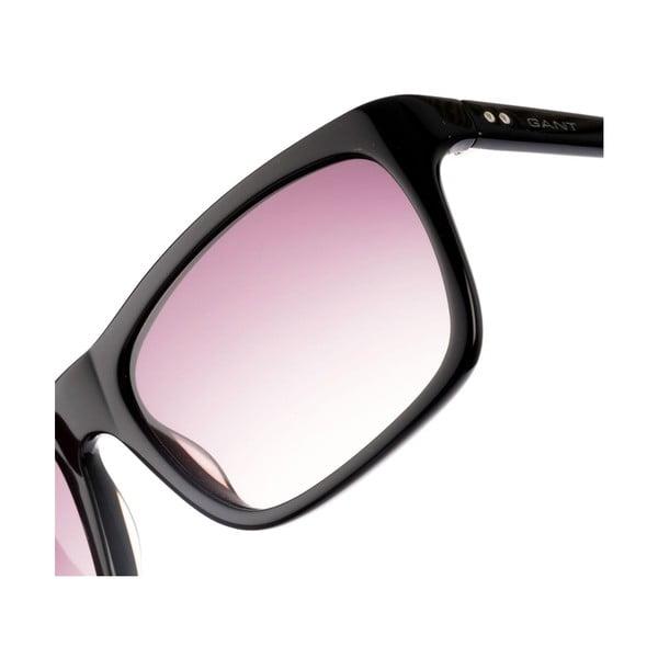 Męskie okulary przeciwsłoneczne GANT Loga Black