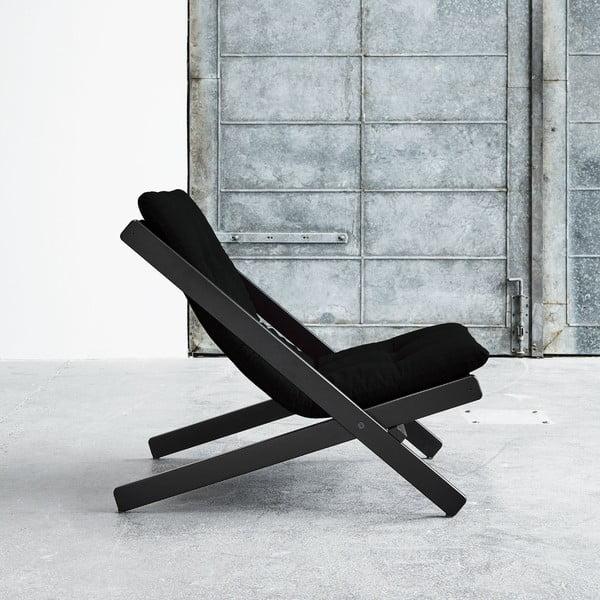 Fotel składany Karup Boogie Black