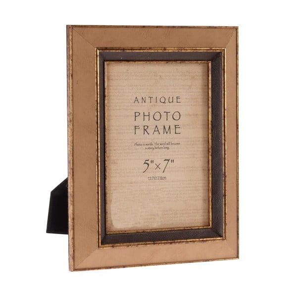 Ramka na zdjęcia Beige Antique, 13x18 cm