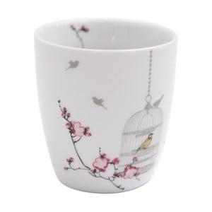 Kubek ceramiczny Birdcage Rose