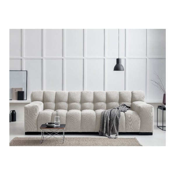 Beżowa sofa 3-osobowa Windsor & Co Sofas Moon