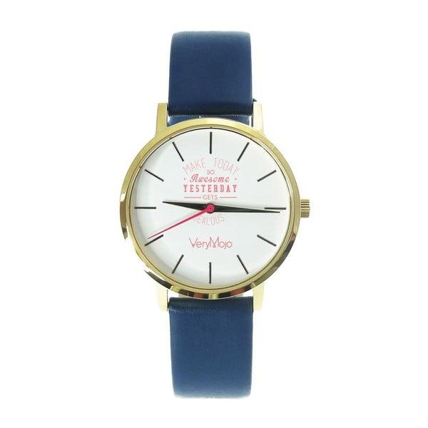 Zegarek VeryMojo Make Today, niebieski