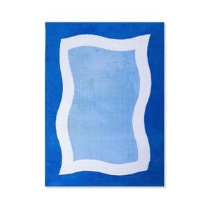 Dywan dziecięcy Mavis Blue Water, 100x150 cm