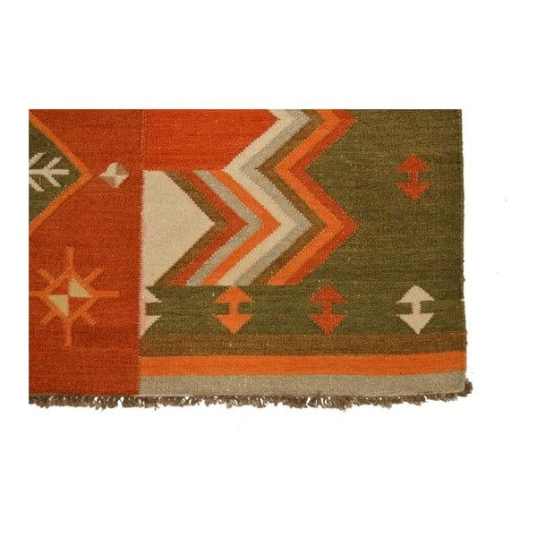 Wełniany dywan Kilim 51, 150x245 cm