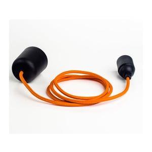 Kolorowy kabel Loft, pomarańcza