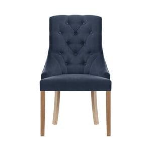 Niebieskie krzesło Jalouse Maison Chiara