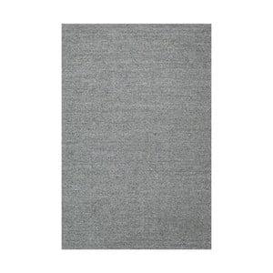 Dywan wełniany Barbora Dark Grey, 140x200 cm