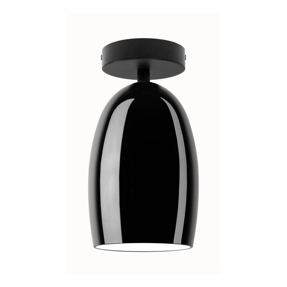 Czarna lampa sufitowa Sotto Luce UME Elementary CP 1C Glossy