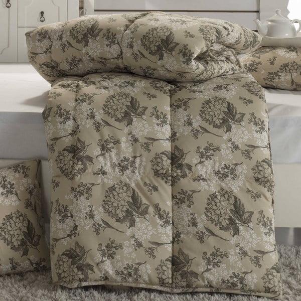 Narzuta pikowana na łóżko jednoosobowe Amalie, 155x215 cm