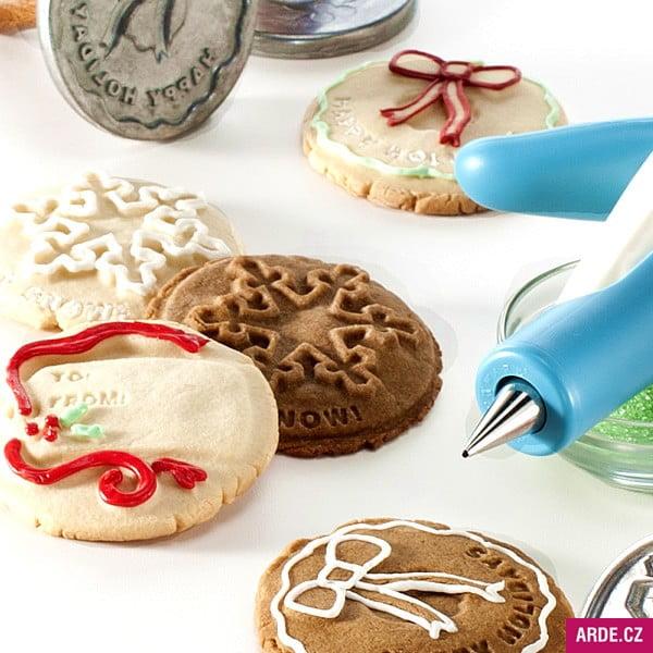 Pieczątki na świąteczne ciesteczka Nordic Ware