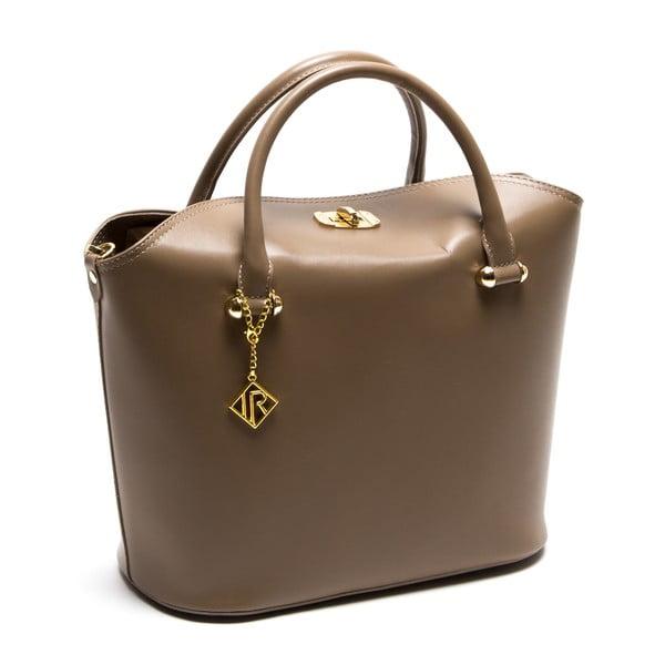 Skórzana torebka  Isabella Rhea 396 Fango