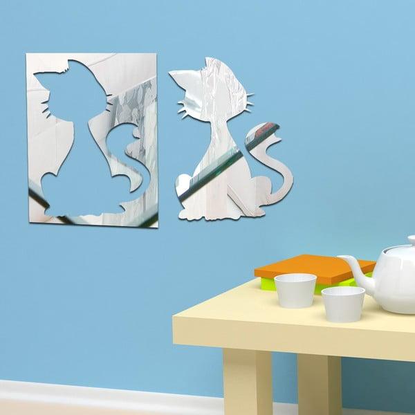 Lustro dekoracyjne Dwa koty