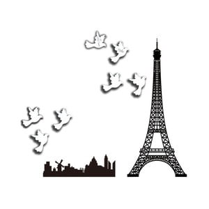 Naklejka na ścianę Mauro Ferretti Eiffel