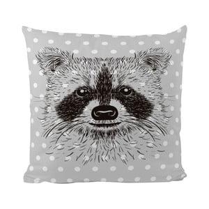 Poduszka   Raccoon Friends, 50x50 cm