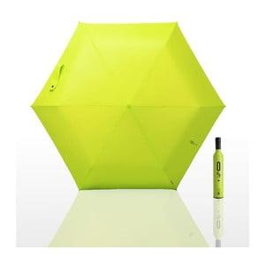 Parasol składany 0% plus, zielony