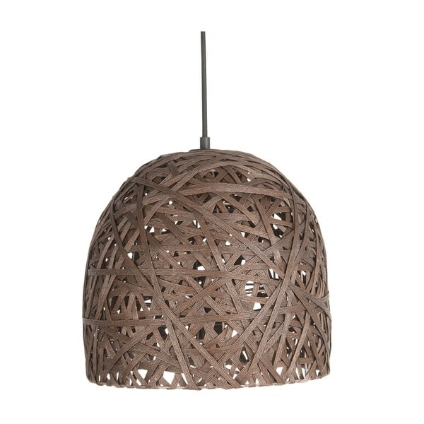 Lampa wisząca Present Time Nest Dark Brown