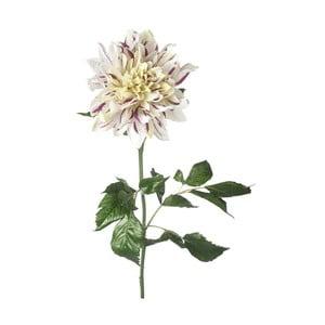 Sztuczny kwiatek Dahlia White
