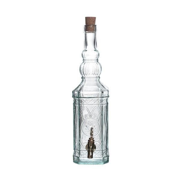 Butelka szklana InArt Bluino