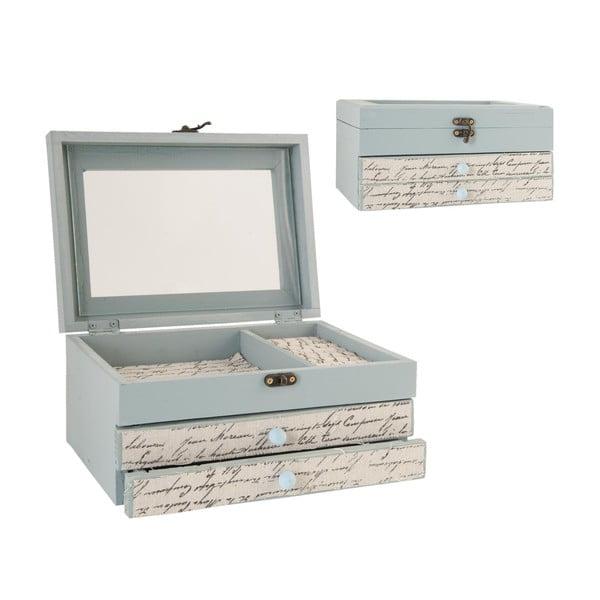 Szkatułka na biżuterię Blue