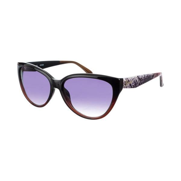 Damskie okulary przeciwsłoneczne Guess 191 Black